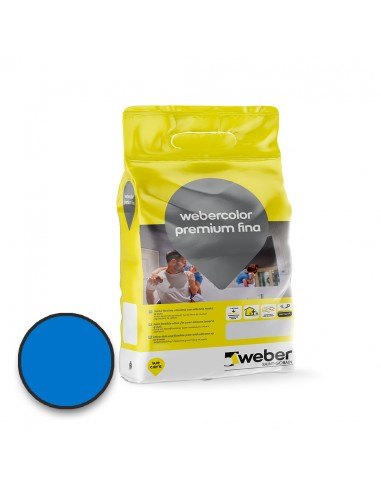 Junta flexible WEBERCOLOR premium...