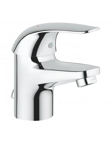 Monomando de lavabo EUROECO cromo GROHE