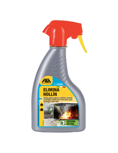 Detergente FILAFUEGO 500 ml FILA