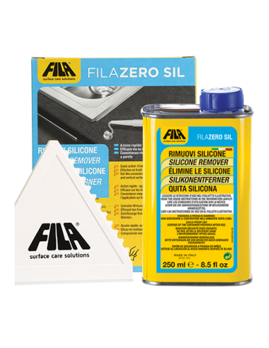Detergente FILAZERO SIL 250 ml FILA